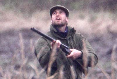 Prince Williams hunting